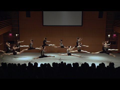 Martini Ballet: October 19th at The Segerstrom Center for the Arts