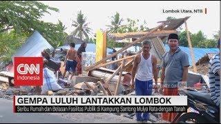 Video Pasca-gempa Lombok; Ribuan Rumah & Belasan Fasilitas Publik Rata dengan Tanah MP3, 3GP, MP4, WEBM, AVI, FLV Agustus 2018