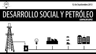 Leopoldo Lopez: Desarrollo Social Y Petroleo