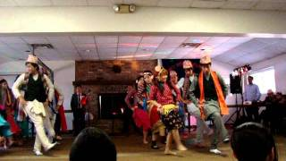 Akron (OH) United States  city images : Kirat Dance In Akron, OH, USA