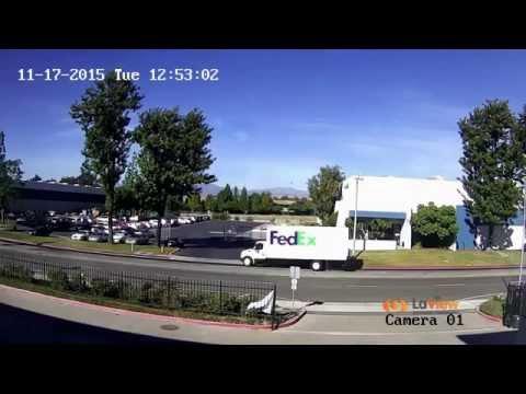 LaView 1080P FULL HD IP Indoor/ Outdoor Security Cameras  Demo