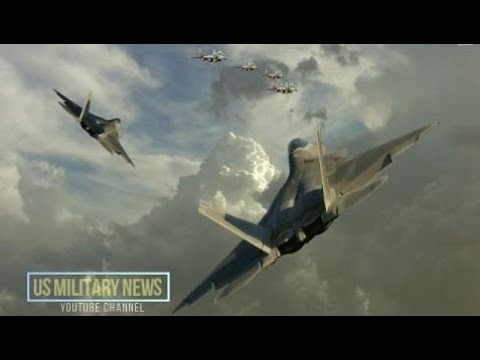 Military Weapon Information -  America's F-35 Lightning II vs. the F-22 Raptor: Who Wins?
