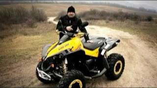5. Autómánia - Can-Am Renegade 800 XXC