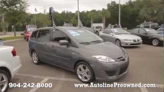 Autoline's 2009 Mazda Mazda5 Sport Walk Around Review Test Drive