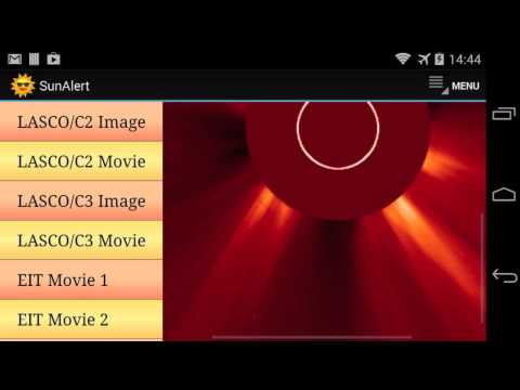 Video of Sun Alert