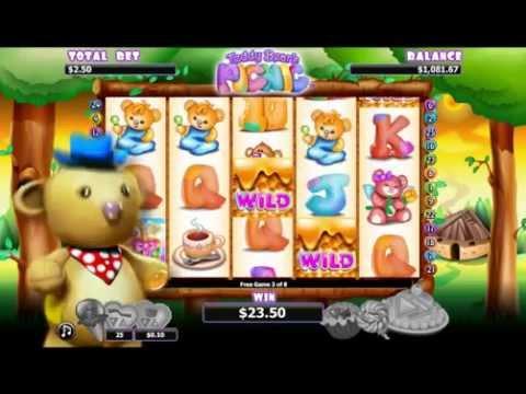 Teddy Bear's Picnic Slot: Bonus Big Win Real Money online
