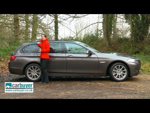 BMW 5 Series Touring estate review – CarBuyer