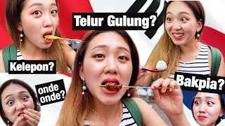 Video Korean Tried Indonesian Street Food Part2 || Yogyakarta Vlog🇮🇩 MP3, 3GP, MP4, WEBM, AVI, FLV Agustus 2019
