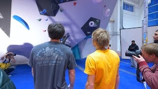 Road To Legends Only 2016 - Up Close With The Legends - Episode 2 by Eric Karlsson Bouldering
