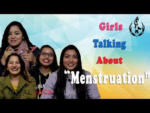 (Nepali Girls openly Talking About Menstruation...13 min.)