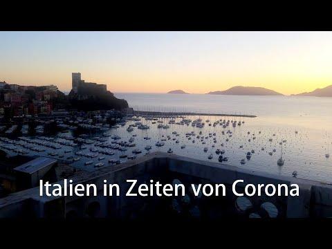 Italien in Zeiten von Corona - Bericht aus einem abgeriegelten Land Teil 1