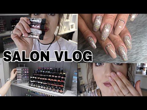 Nail salon - SALON VLOG  #2  ISABELMAYNAILS