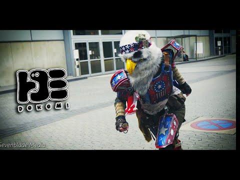 DoKomi 2019 Cosplay Music Video