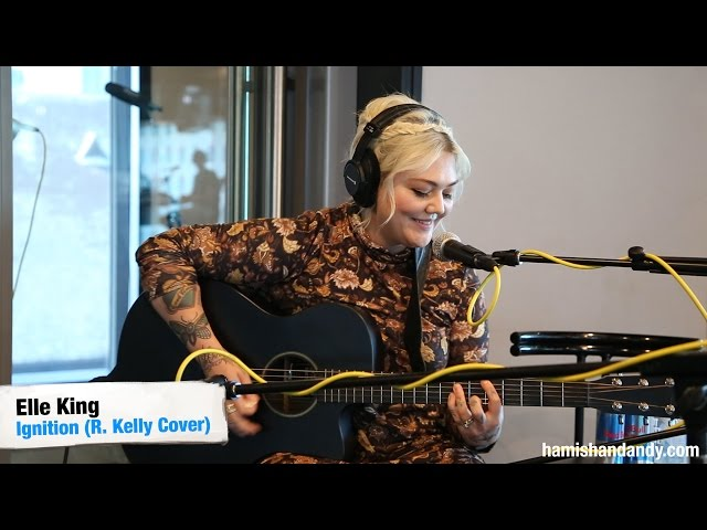 Elle King Ignition R Kelly Cover | AliMusicSite.com