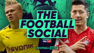 LIVE: Borussia Dortmund 0-1 Bayern Munich | Bayern 7 points clear in the title race by Football Daily