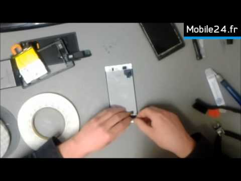 comment reparer sony xperia z