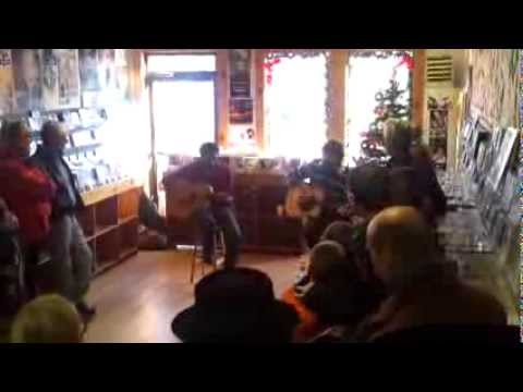 Duane Andrews and Craig Young Live at Fred's Records
