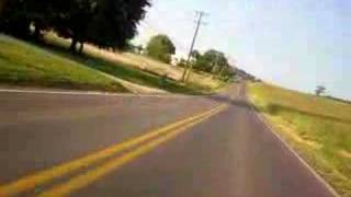 9. My yamaha vino hitting 62 mph