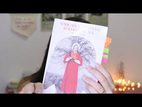 O Conto da Aia (The Handmaid's Tale) de Margaret Atwood | Bárbara Vitoriano