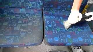 Video Čištění sedaček v autobusu/ Bus seats cleaning MP3, 3GP, MP4, WEBM, AVI, FLV Juni 2018