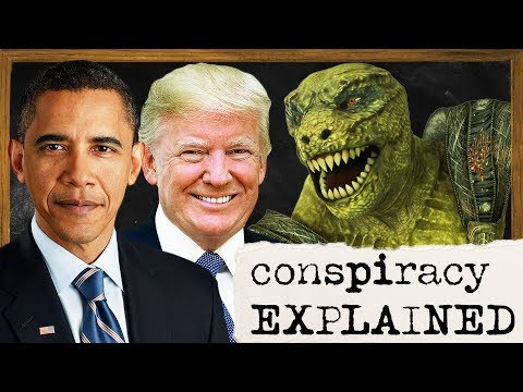 Lizard People Conspiracy Theory Explained