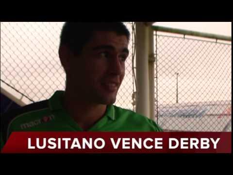 DERBY EBORENSE: RICARDO FERRO MARCOU O ÚNICO GOLO