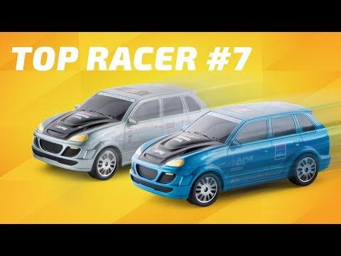 2 гоночные машины  Top Racer No.4
