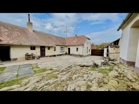 Video Prodej dům 100m2, pozemek 5673m2 v obci Grešlové Mýto, okr. Znojmo