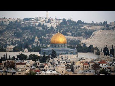 Τραμπ σε Αμπάς: Στην Ιερουσαλήμ η αμερικανική πρεσβεία