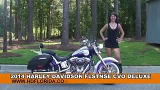 10. New 2014 Harley Davidson CVO Deluxe  Motorcycles for sale