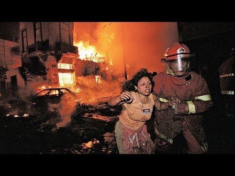 INCENDIO DE MESA REDONDA DICIEMBRE 2001