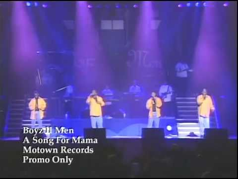 Boyz II Men / A Song For Mama (Live In Japan 1997)