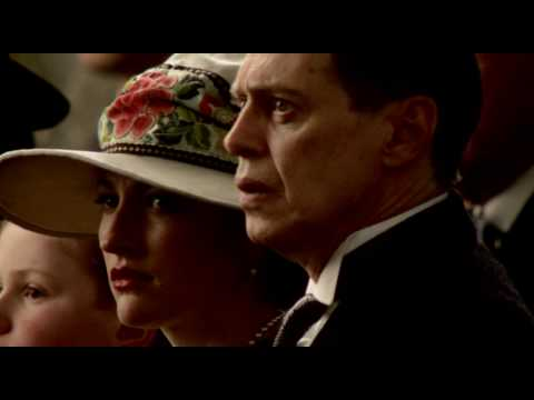 Boardwalk Empire Season 3 – Invitation to the Set