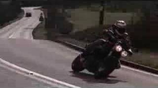 9. MCN Roadtest: 2008 Triumph Street Triple v Speed Triple