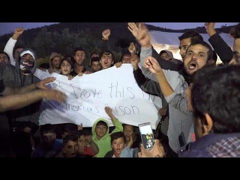 Σε οριακό σημείο η κατάσταση στα ελληνικά νησιά