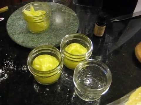 Homemade Beeswax Hand Lotion/Cream & Body Butter Recipe