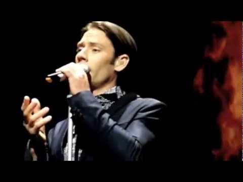 Urs Buhler, Il Divo  - Only Urs singing in Barcelona.