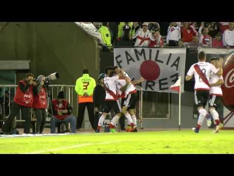 Gol de Driussi a Sarmiento - River 1 vs. Sarmiento 1