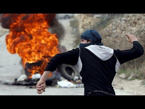 Συνεχίζονται τα φονικά επεισόδια μεταξύ Παλαιστινίων και Ισραηλινών
