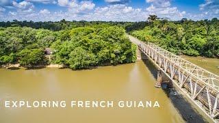 Réalisé avec un drone DJI Phantom 3 en Guyane. Plusieurs plans de la ville d'Apatou, Saint-Laurent-du-Maroni, Sinnamary... Pour suivre nos aventure en ...