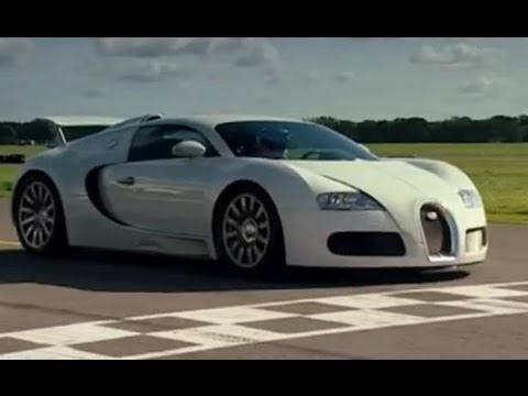 Top Gear Stig - The Stig is finally granted permission to drive the world's fastest car, the immense Bugatti Veyron, the fastest ever Pagani Zonda around the Top Gear test t...