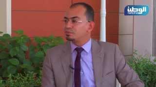 قناة الوطن الجزائرية - لقاء خاص مع خالد البوقرعي