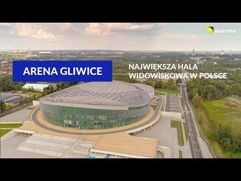 Arena Gliwice - Ochrona dachu przed śniegiem i lodem