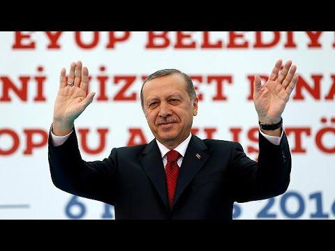 Ερντογάν προς Ε.Ε: «Ακολουθήστε το δρόμο σας και εμείς τον δικό μας»
