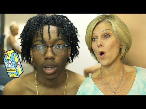 Mom Reacts to Lil Tecca - Ransom (Dir. by @_ColeBennett_)