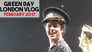 A vlog from my trip to London to see my favourite band for the second time at the O2 Arena alongside Helen Bowden. It's been four years since they were last here, so this is a big one for me.Please subscribe for travel vlogs and all things film!