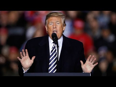 Watch Live: Trump holds campaign rally in West Virginia