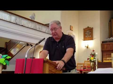 Your Sons And Daughters Shall Prophesy - 6/4/2017 Sermon