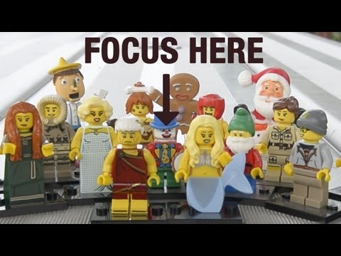 How to focus for sharp group photos