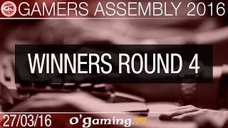 Platinium vs E-Corp - Gamers Assembly 2016 - Winners Round 4